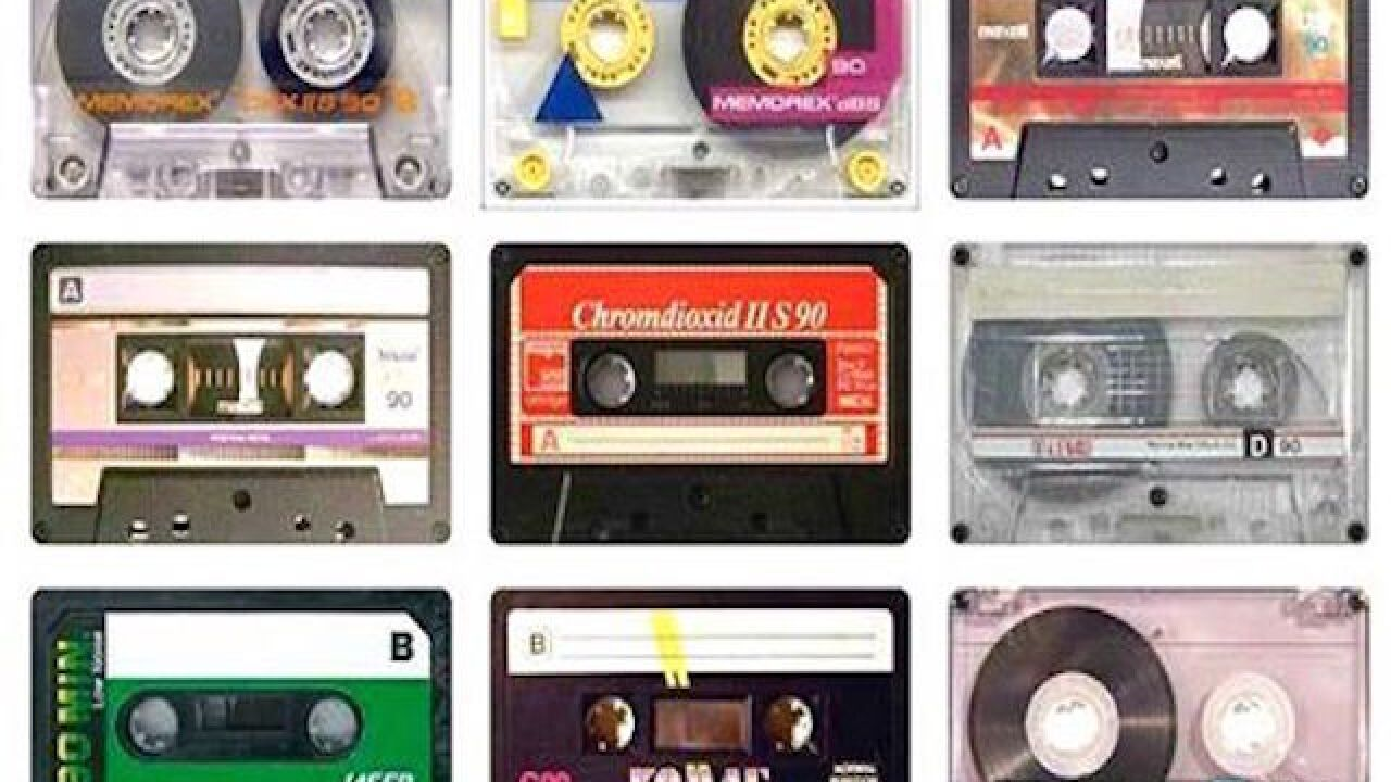 Sales of cassette tapes (yes, cassettes) grew 35 percent in 2017, report says