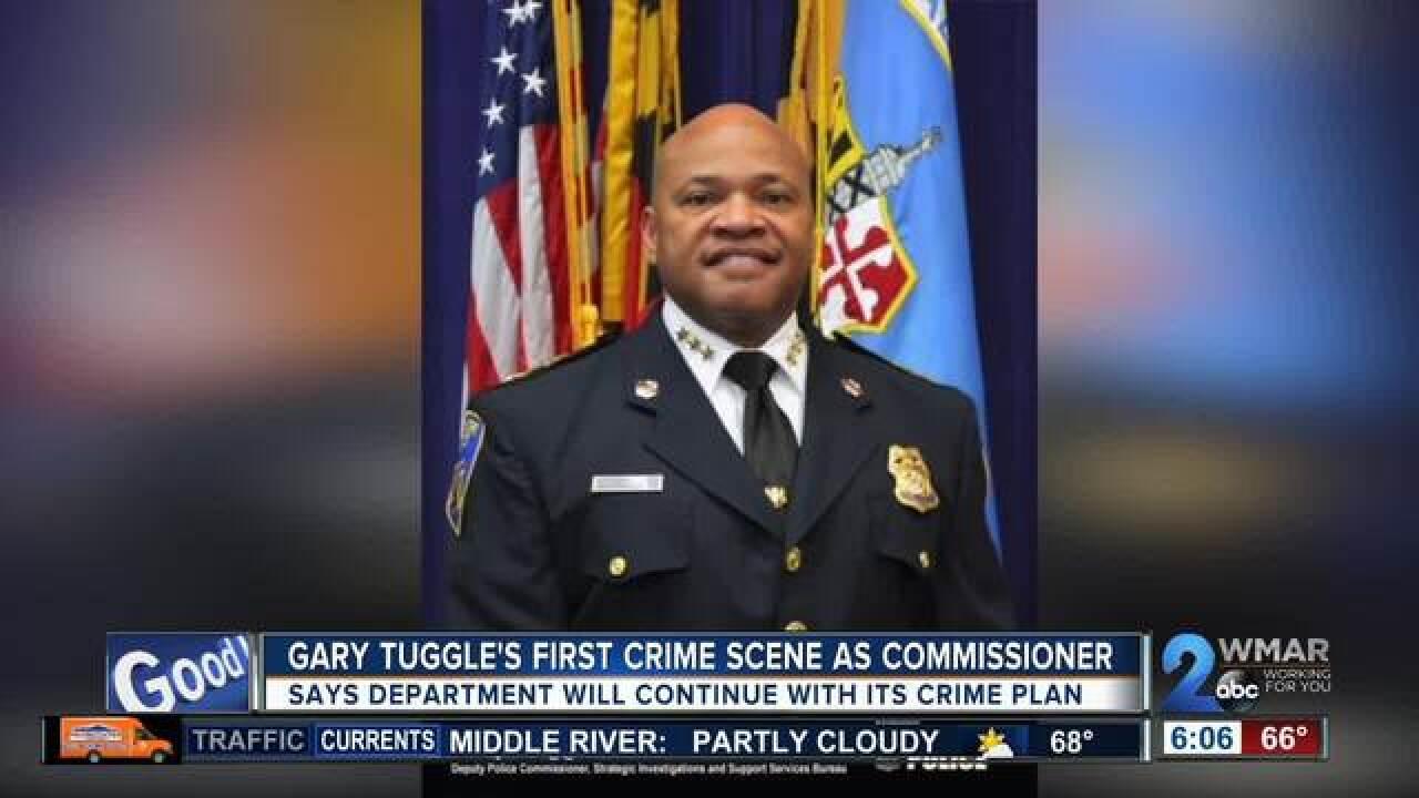 Acting Commissioner at quadruple shooting