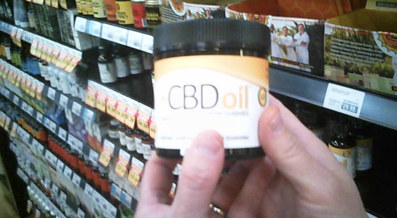 Hidden camera reveals banned CBD products are being sold in