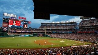 Washington Nationals to extend protective netting at Nationals Park