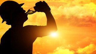 file photo, stock image, generic graphic - heat wave, hot temperatures, summer, sun, drinking water, drink.jpg