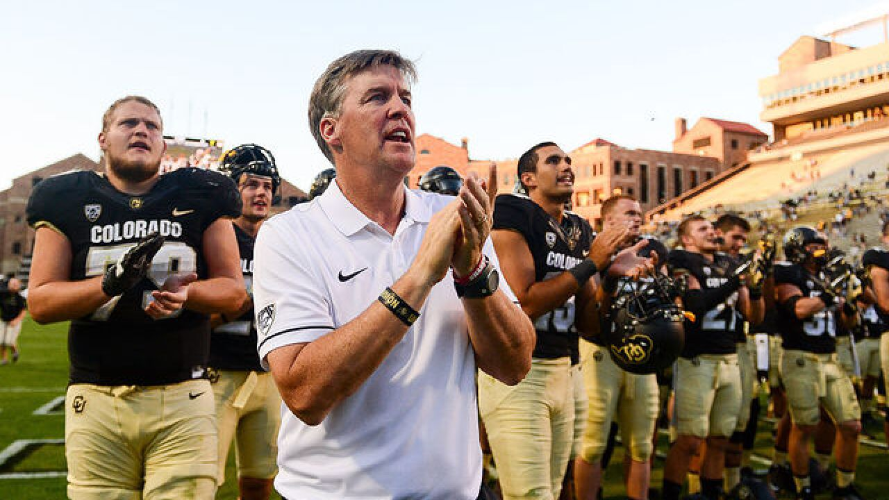 Ole Miss hires Mike MacIntyre as defensive coordinator