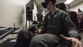 355th TRS implements new VR simulators