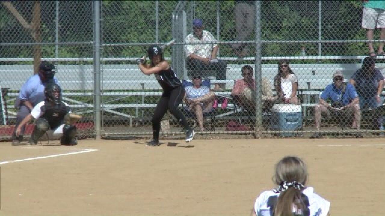 Hickory softball 5A South Regionchamps