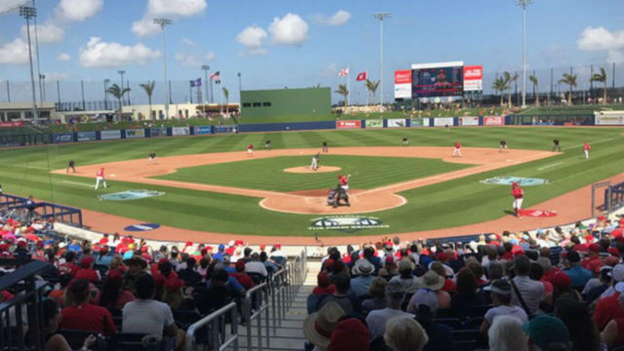 Ballpark of the Palm Beaches: Subcontractors say they're not getting paid millions of dollars owed