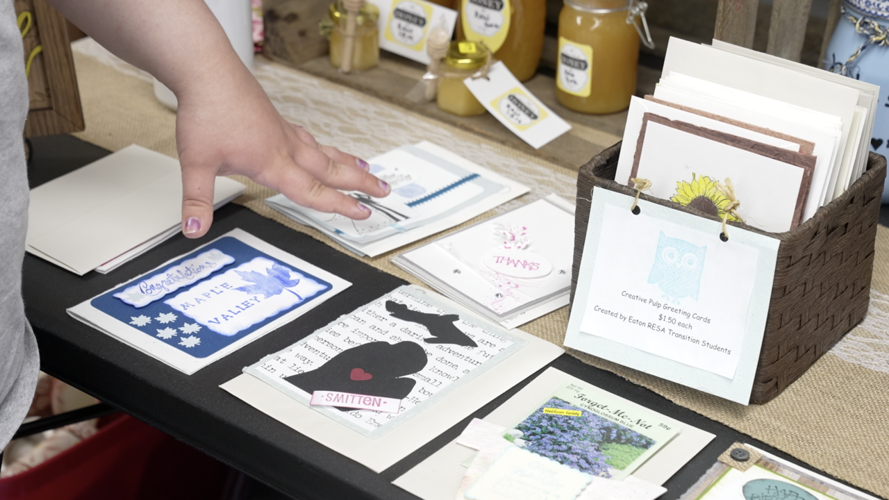 Greeting cards at Donuts to Dog Treats and more