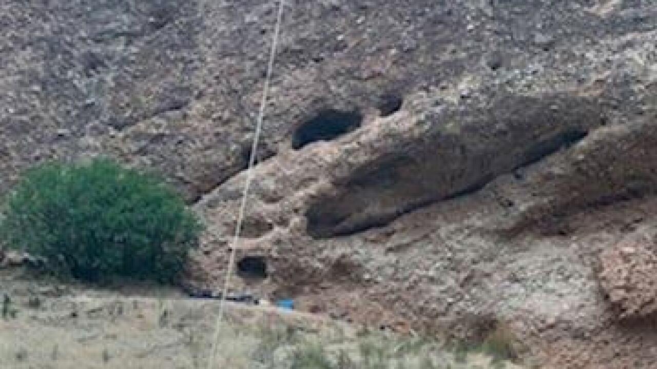 Echo Canyon rescue