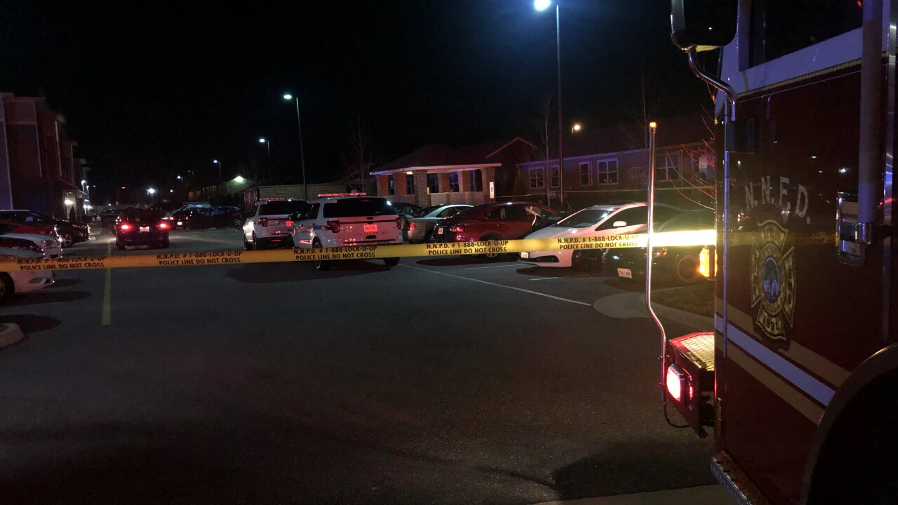 NN 100 block of Warks Crescent apartment complex shooting (March 23)