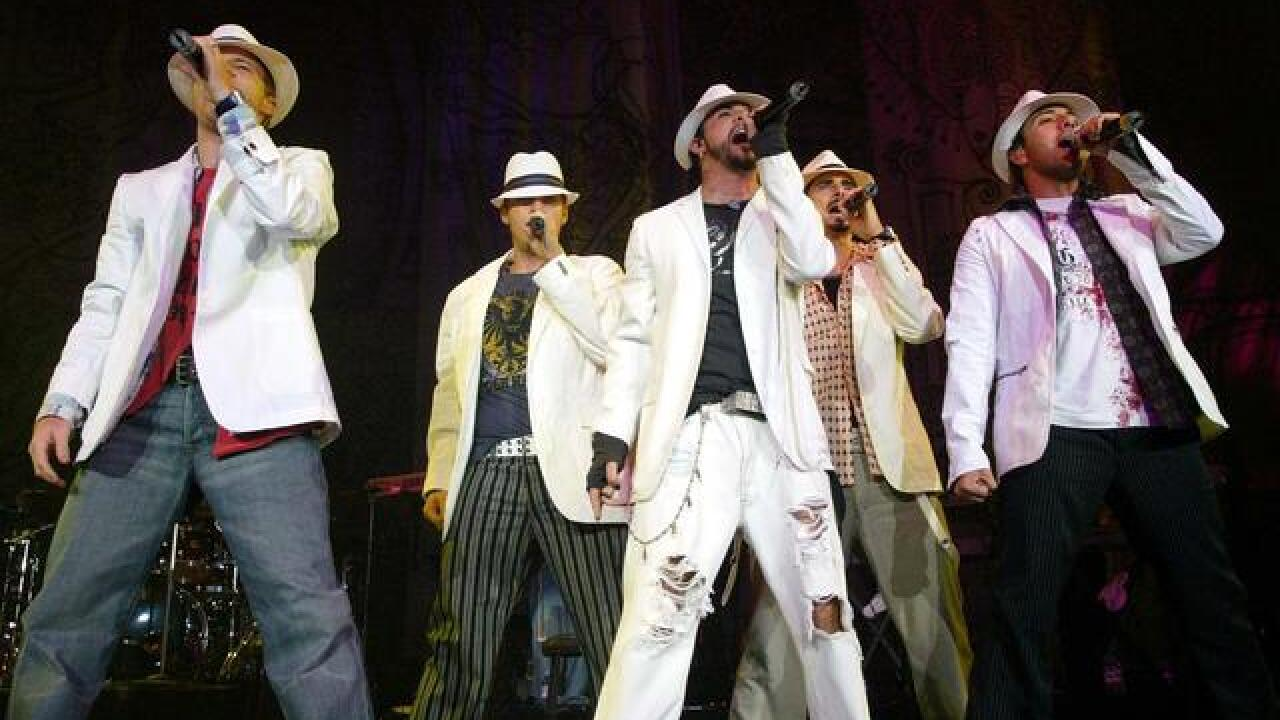 Backstreet's Back! Boy band's tour coming to Nashville