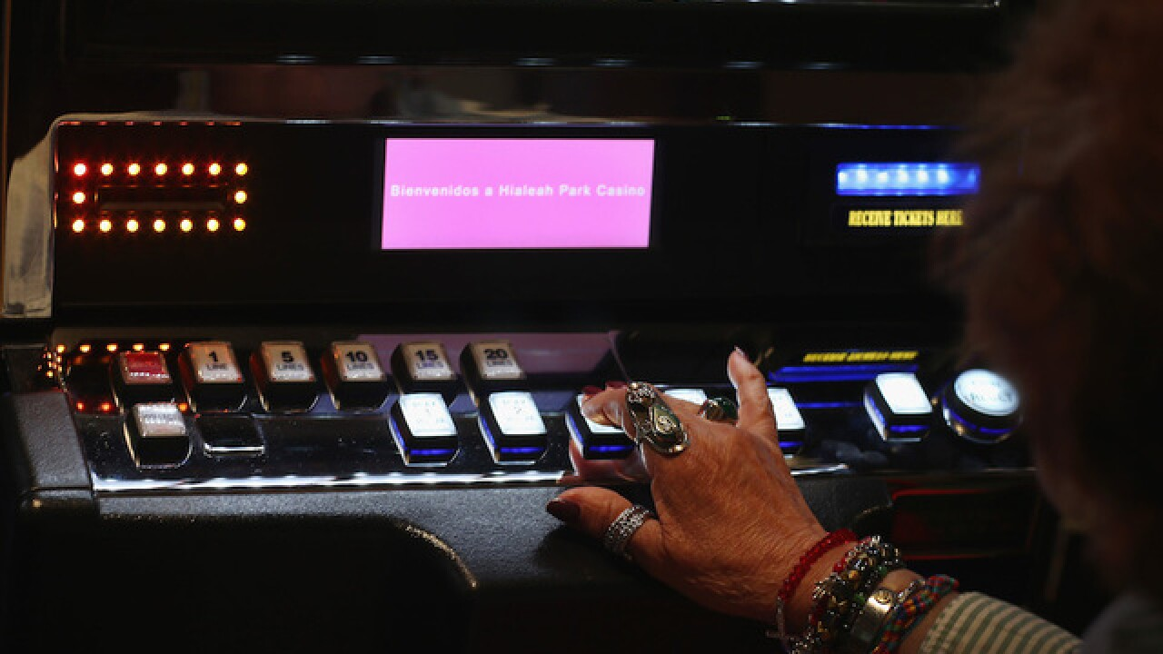 Woman's $43M slot machine win was 'malfunction'