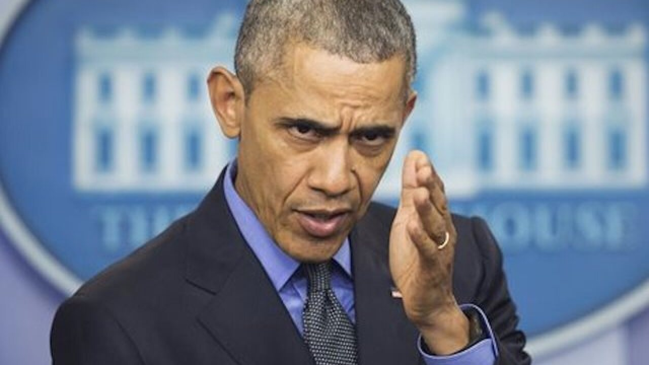 Obama starts 2016 with a fight over gun control