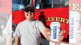 Calvert Fire water Grant