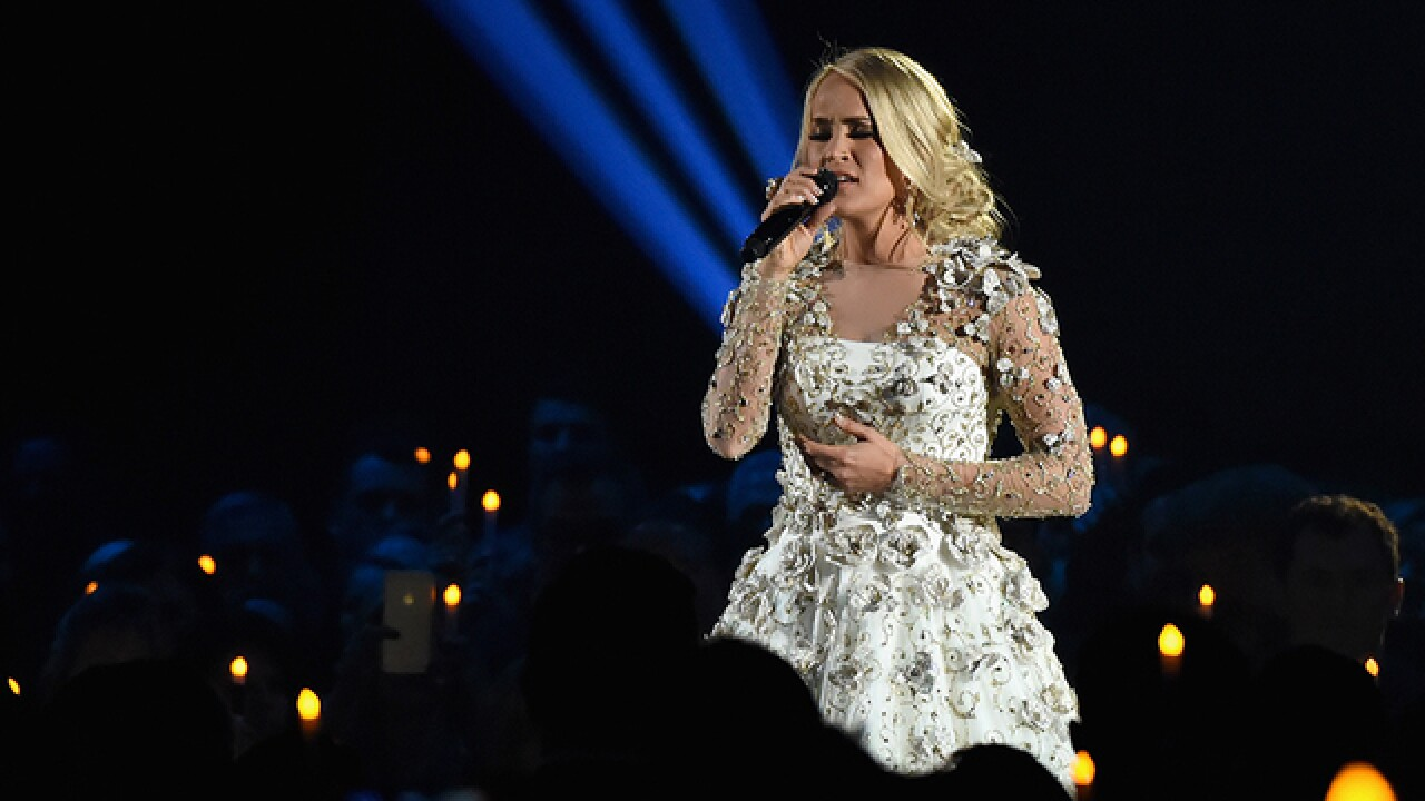 Carrie Underwood reveals she had 3 miscarriages in 2 years