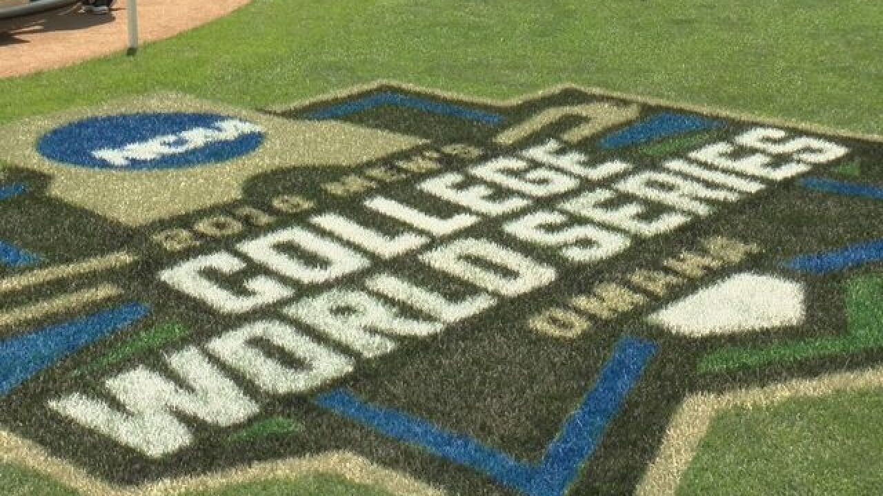 Ticket scalping at the College World Series