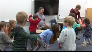 Drumming helping Missoula students learn life lessons
