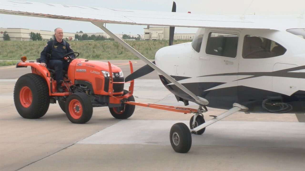 CSP air patrols helping to crackdown on dangerous driving through I-25 South Gap project