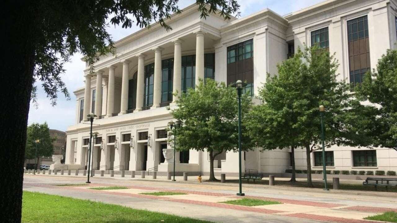 U.S. Western District Courthouse
