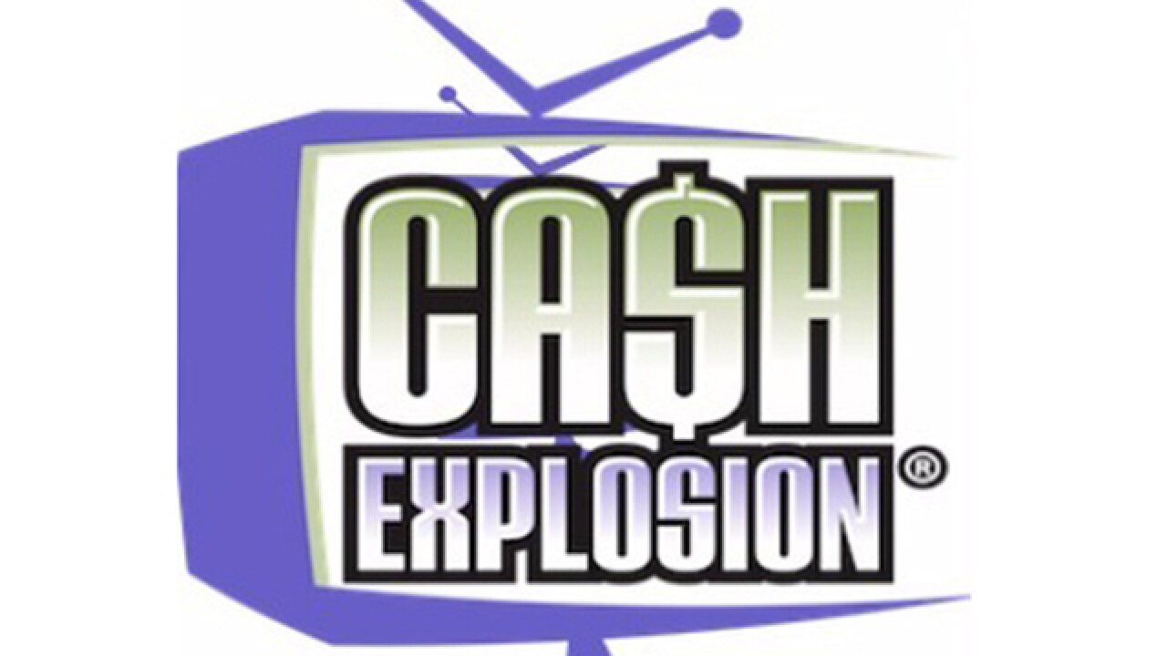 Programming note: Cash Explosion will air after our Ohio State post-game show 'Scarlett Saturday'