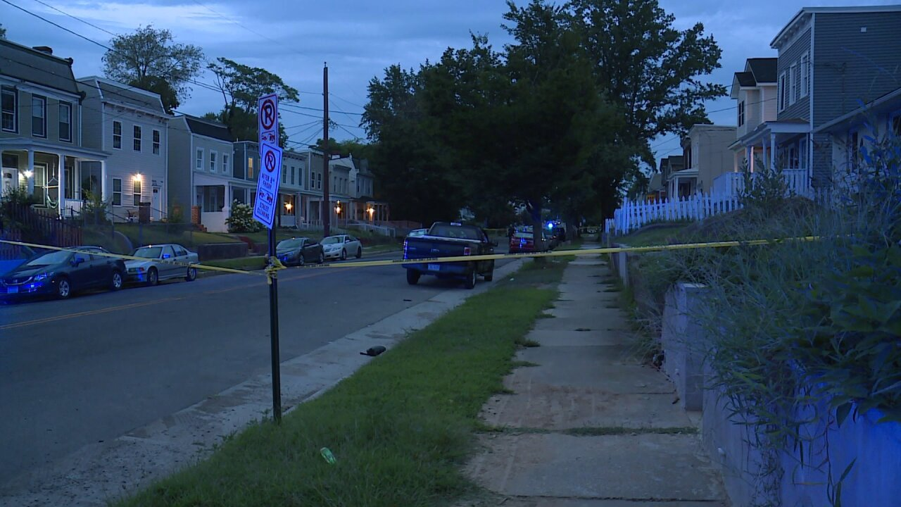 Woman fighting for life after shooting in Richmond's EastEnd
