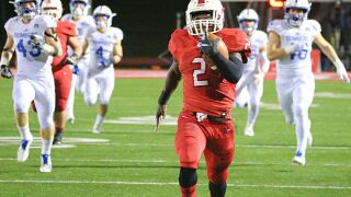 Colerain senior QB Deante Smith-Moore is inspired by his family