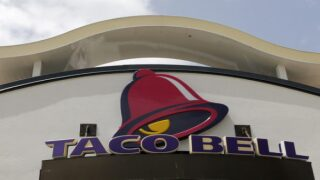 College Students Held A Candlelight Vigil For A Closed Taco Bell