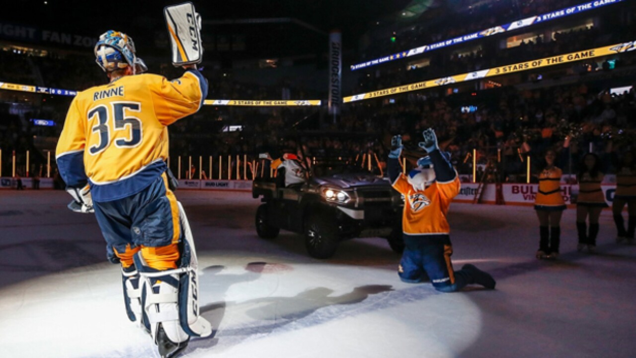 Preds Fight Way Past Jets 3-0