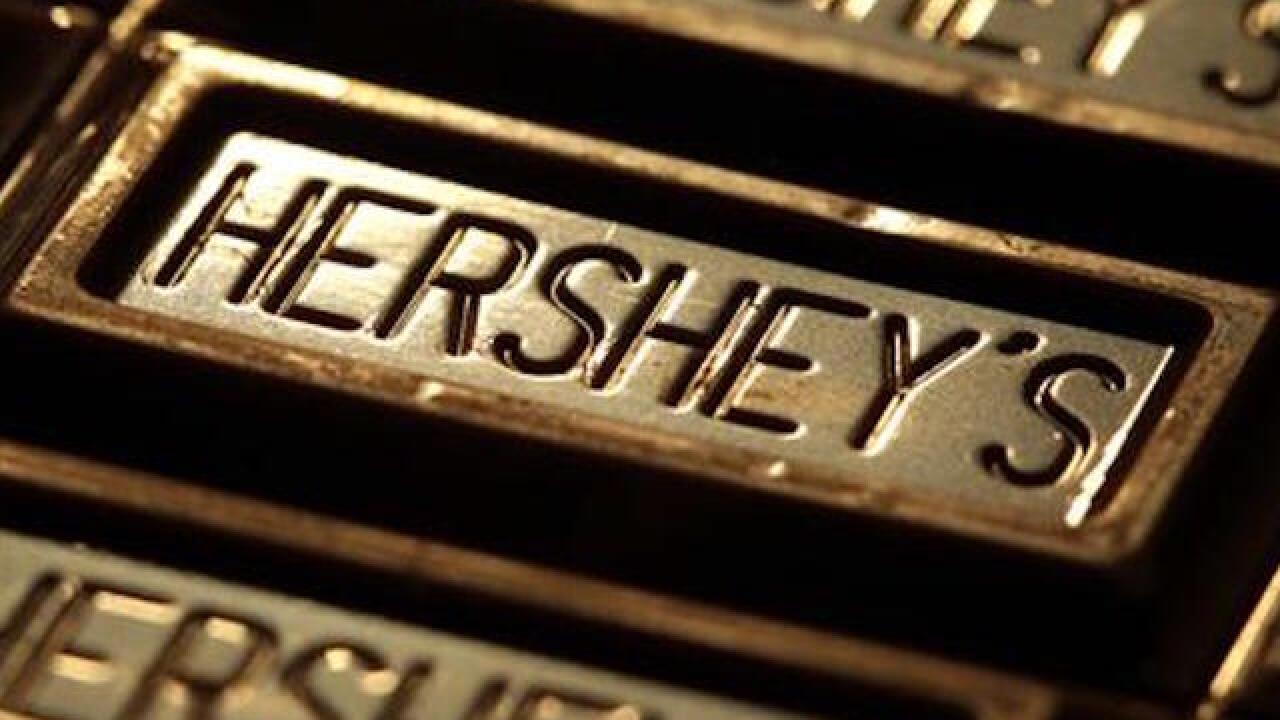 Hershey kisses off competitor bid from Oreo maker Mondelez