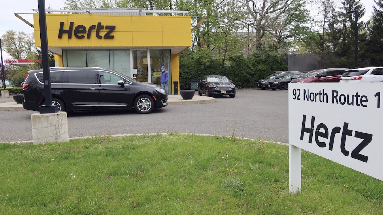 Hertz offering free car rental on Election Day with 2-day reservation