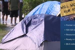 County may use former correctional facility for homeless