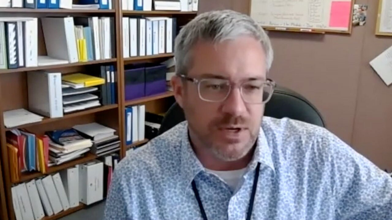 Okeechobee County Asst. Superintendent Dylan Tedders speaks on COVID protocols in schools