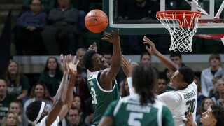 Boubacar Toure E Michigan Michigan St Basketball