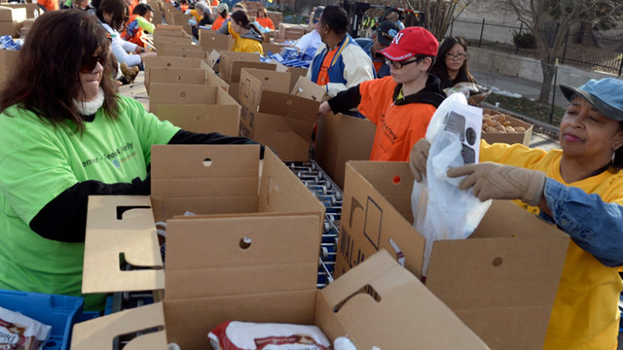 Daddy Bruce Thanksgiving meal distribution needs $100,000 to meet orders