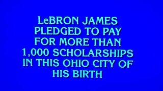 Jeopardy! clue