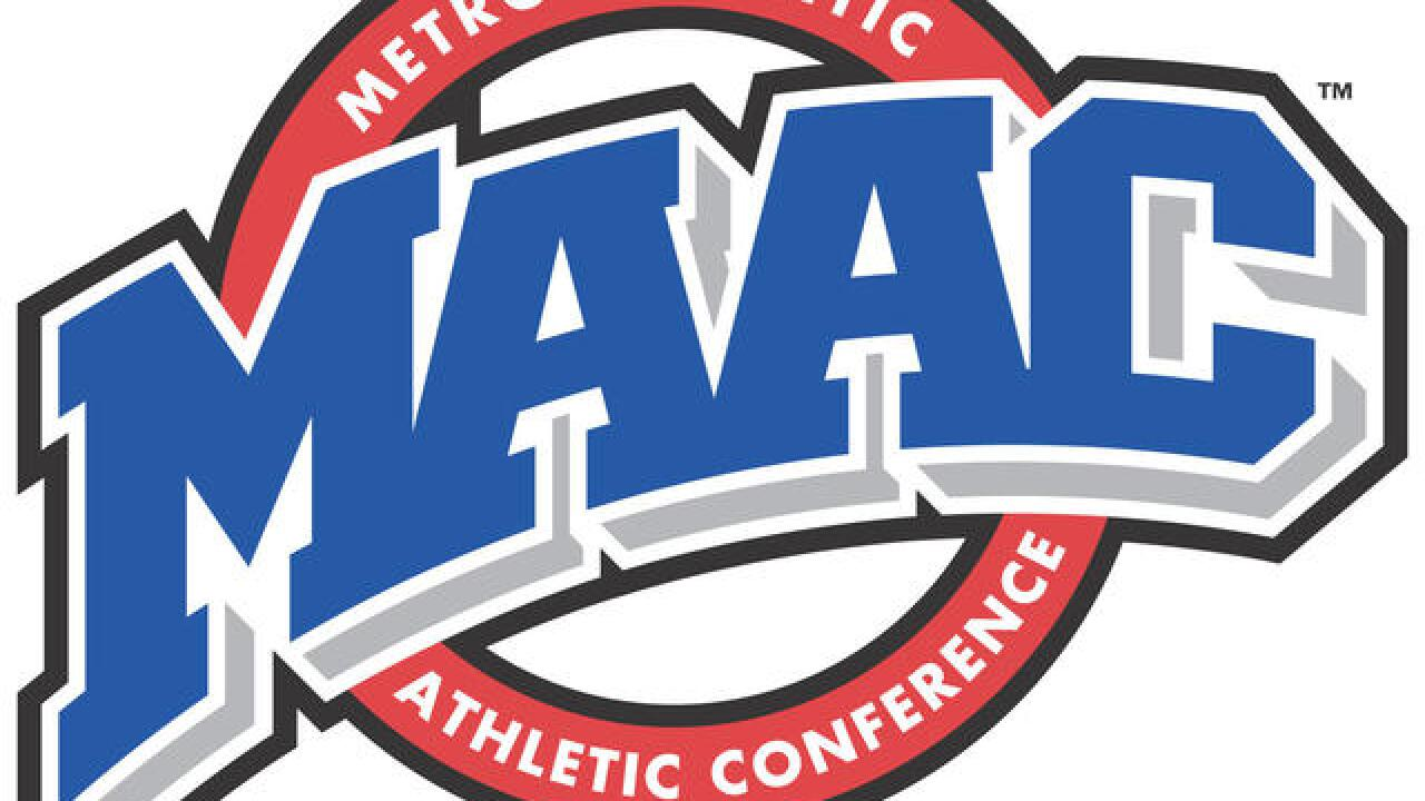 MAAC honors Niagara and Canisius players in season awards