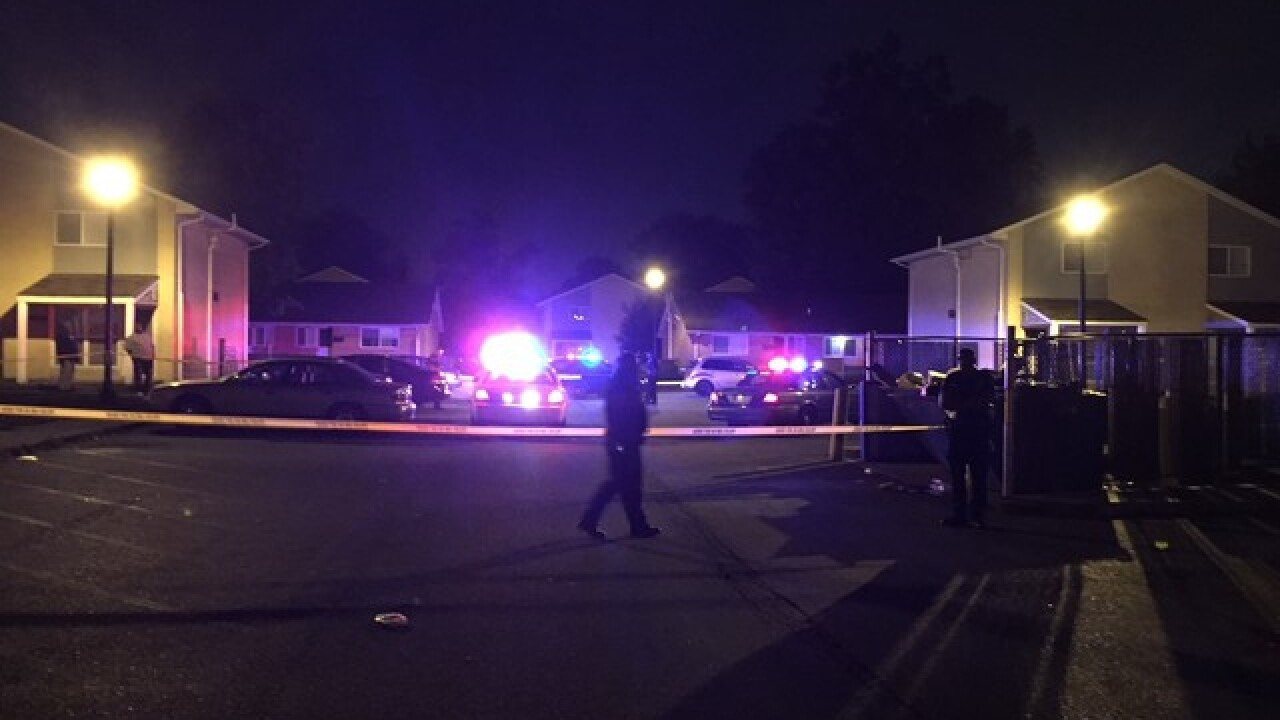Man in critical condition after shooting on Indy's north side
