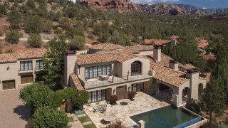 Pricey! $5,495,000 Sedona home for sale on Zillow