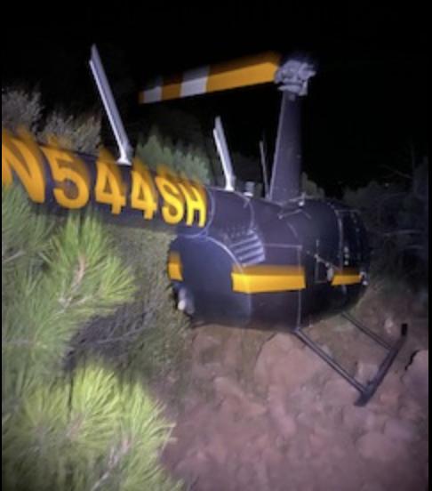 Prescott hiker rescue