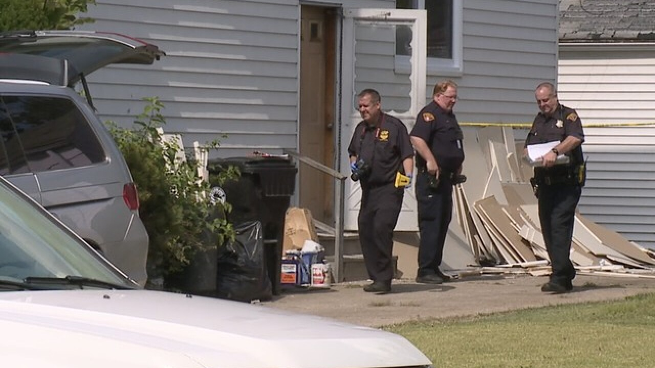 Human remains found on Cleveland's west side
