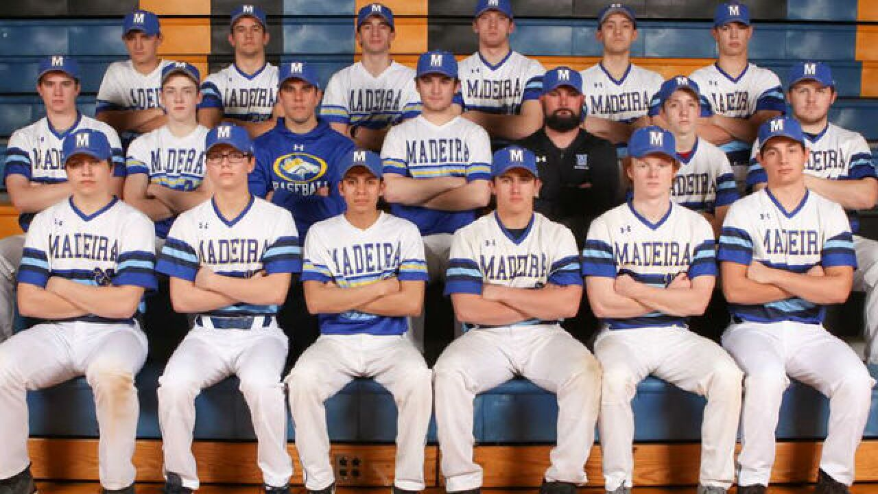 Madeira, Mason are ready for the state baseball tournament in Columbus this weekend