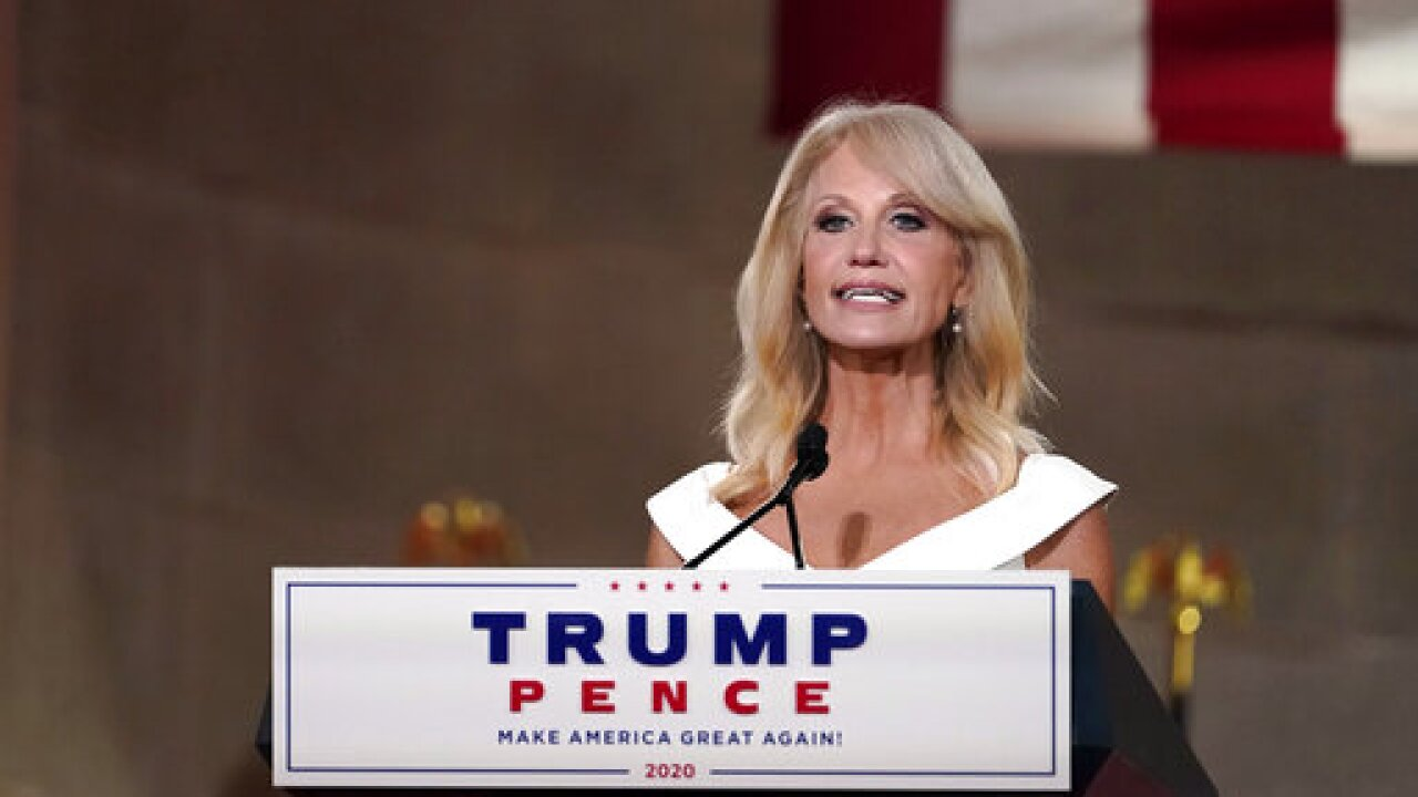 Kellyanne Conway tests positive for the coronavirus