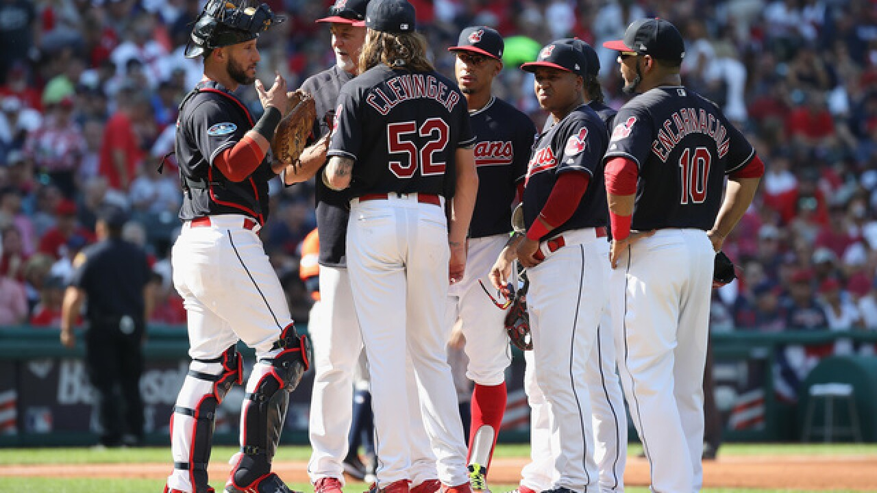 Cleveland Indians release Spring Training broadcast schedule