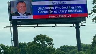 'There's a glitch in the law.' Supporters of Michigan Senate Bill 408 launch billboard campaign