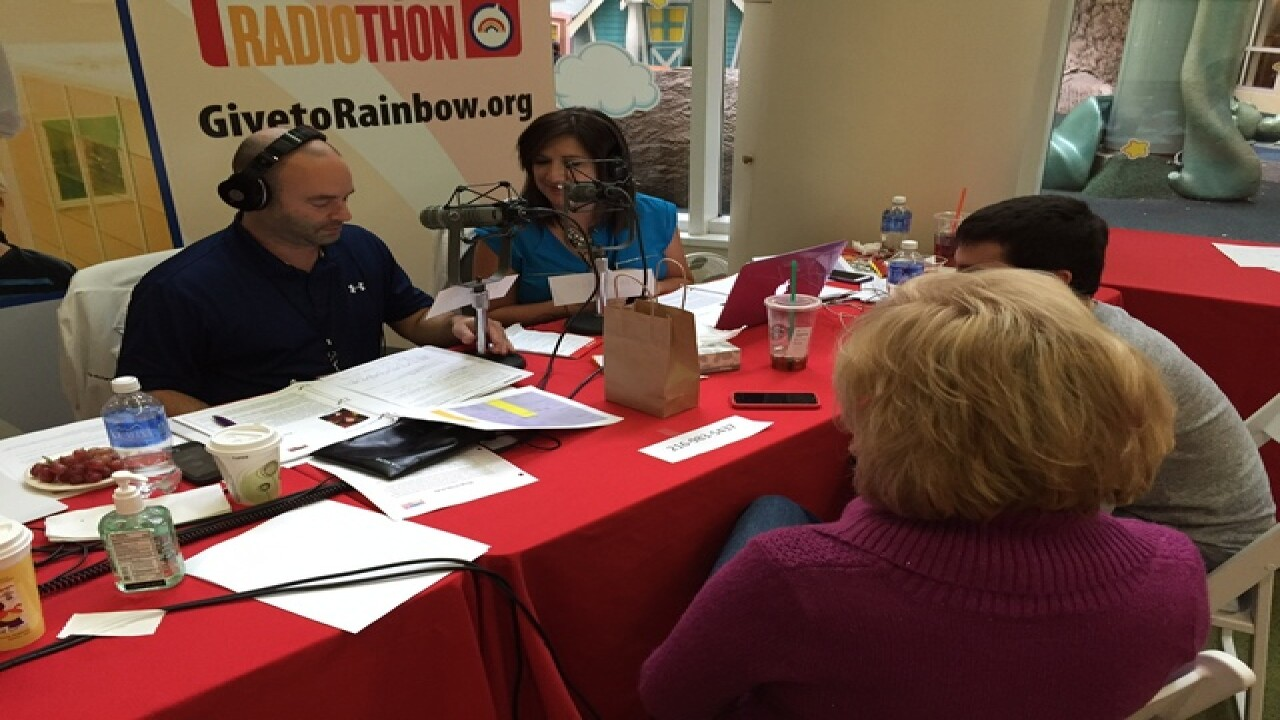 13th annual Rainbow Radiothon rakes in $400K