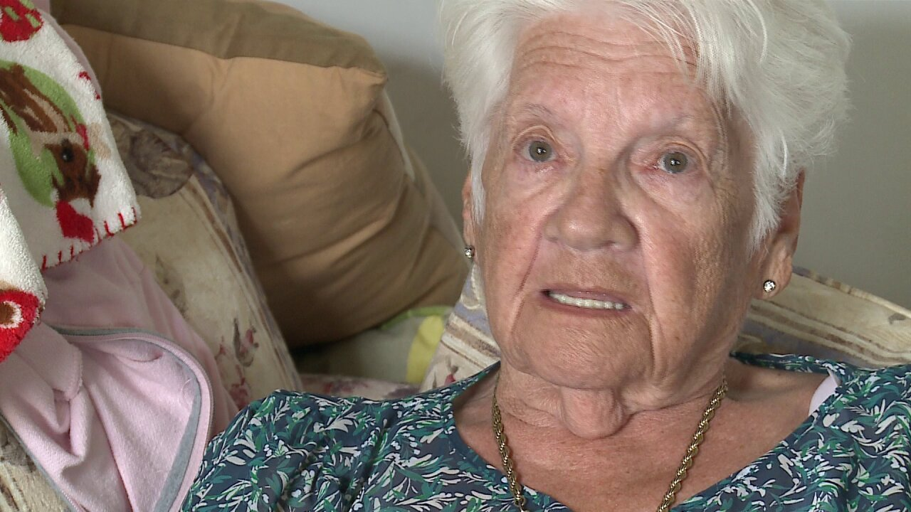 Granny buys gun after intruder enters West End home, climbs intobed