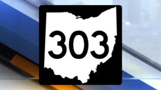 State Route 303 graphic