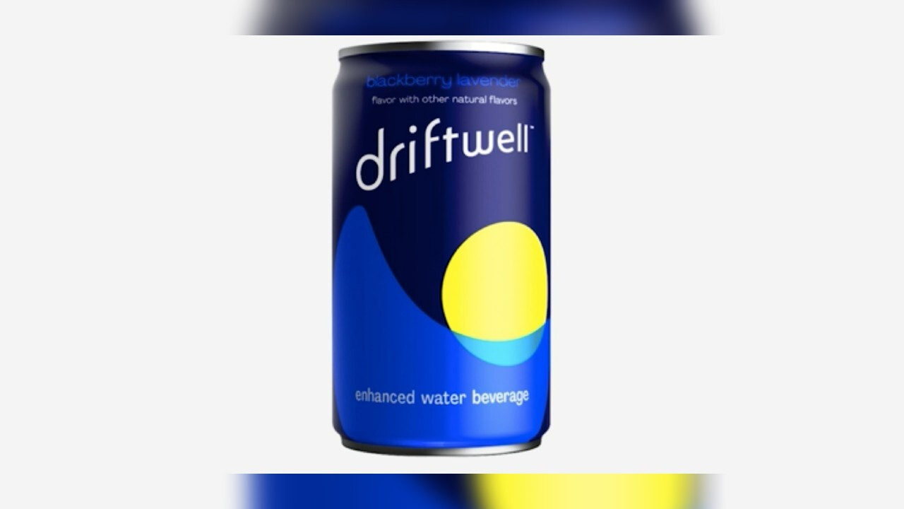 PepsiCo unveils stress relief drink Driftwell