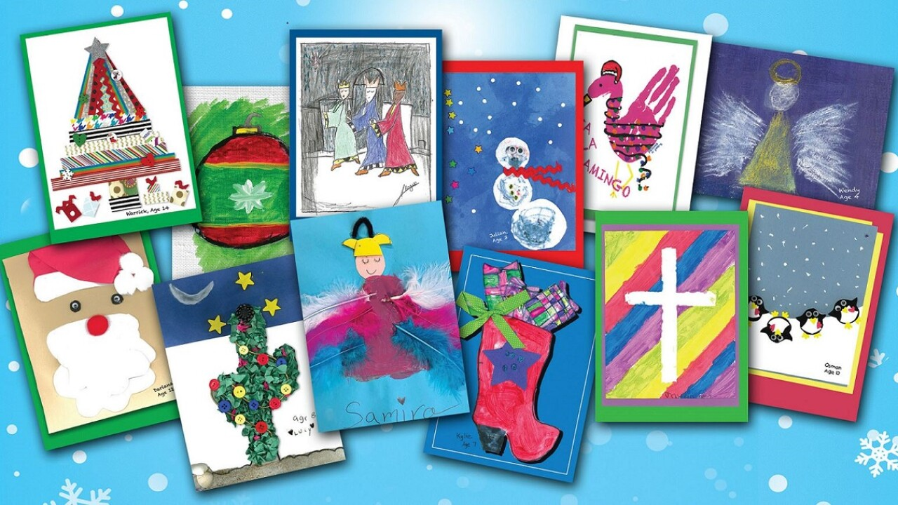 DCH Holiday Cards