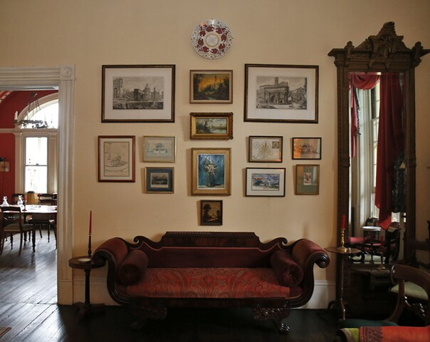 Home Tour: Historic Ludlow estate offers dueling styles