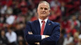 San Diego State head coach Brian Dutcher
