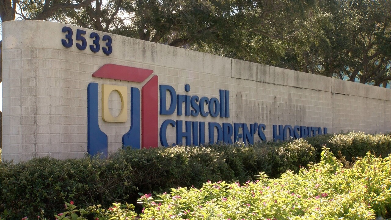 Driscoll Children's Hospital collecting toys for patients staying over the holidays